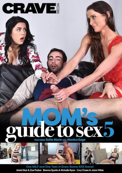 Мамочки обучают сексу 5 / Moms Guide To Sex 5 (2019/FullHD)