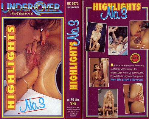 Undercover Highlights Nr.3 (SD/440 MB)
