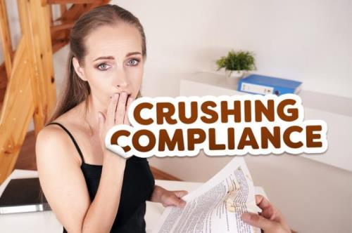 Crushing Compliance / Kinuski Kakku / 07-06-2019 [3D/UltraHD 4K/2700p/MP4/7.96 GB] by XnotX