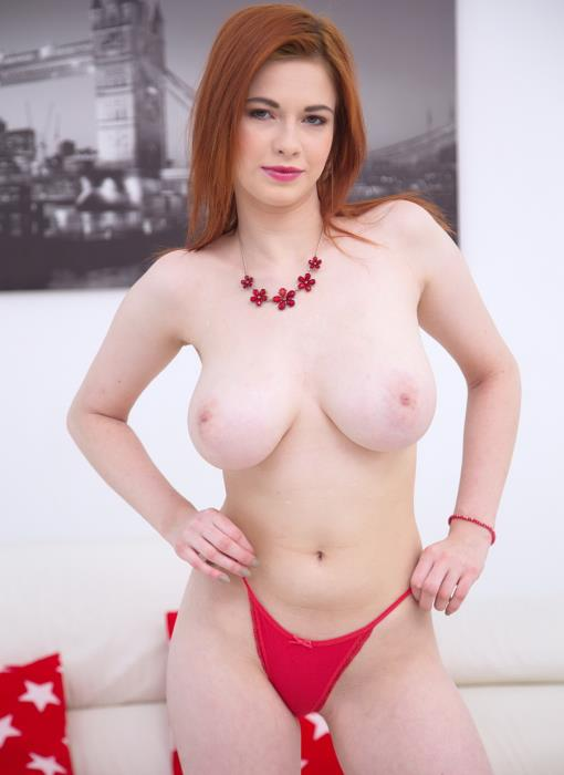 LegalPorno - Olivia - Busty 18 Years Old Olivia Anal Training With Two Guys SZ2222 [HD 720p]