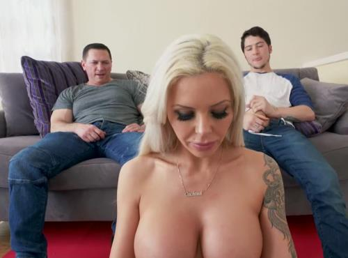 Nina Elle - My step mom is a nudist (FullHD)