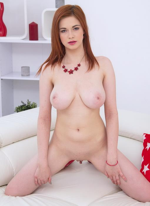 LegalPorno - Olivia - Busty 18 Years Old Olivia Anal Training With Two Guys SZ2222 [SD]