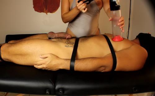 Various Actris - Orgasm Control Pump (HD)