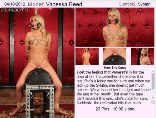 Vanessa Reed - Here She Cums (SD)