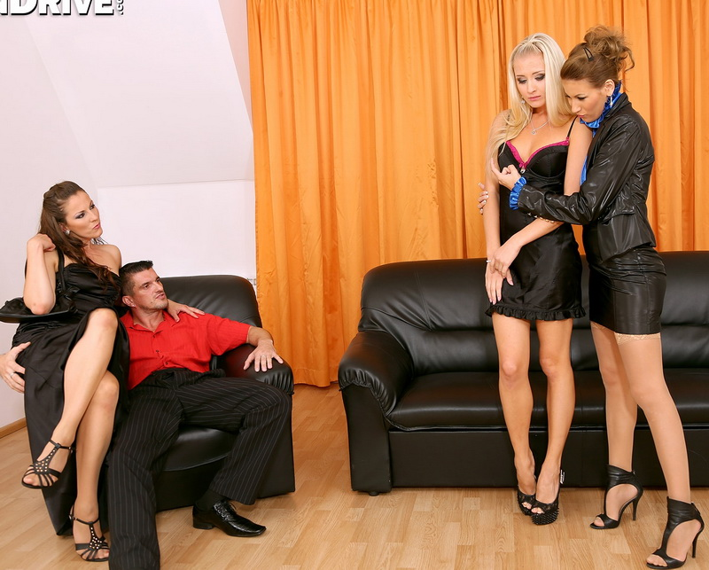 Valentina Ross, Yenna, Cayla Lyons - Whose Piss Is It Anyway (Goldenshowerpower/SinDrive) HD 720p