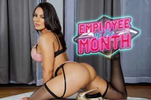 Luna Star - Employee Of The Month (22.06.2019/BadoinkVR.com/3D/VR/UltraHD 4K/2700p)