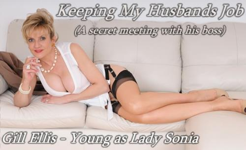 Lady Sonia - Keeping My Husbands Job (HD)