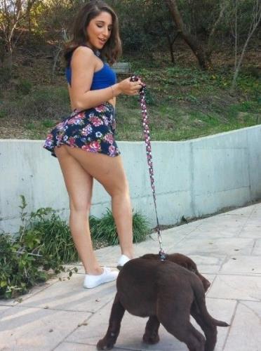 Abella Danger - Julianna Vega Get's Railed (864 MB)