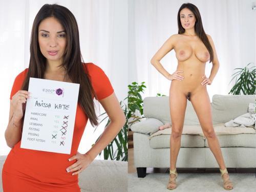 Anissa Kate - Smashing French Babe in Casting (UltraHD/2K)