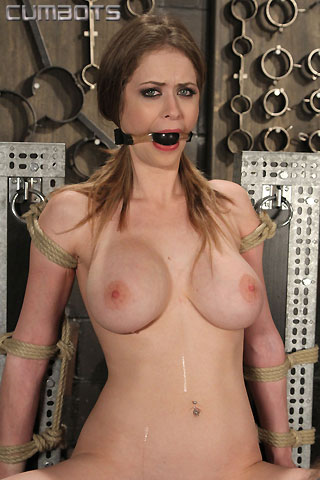 CumBots/Dungeoncorp: Emily Addison - Emily's Sybian Adventure (SD) - 2019