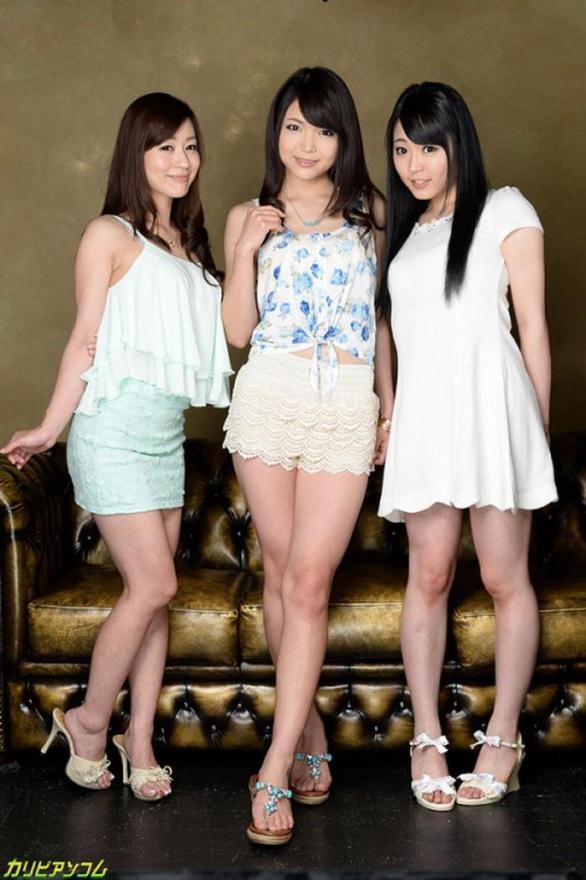 Megumi Shino, Yui Kawagoe, Maria Ono-no.081714669 FullHD ...