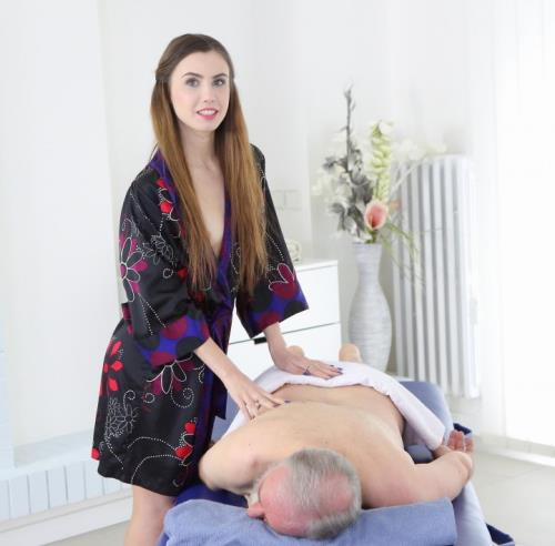 Elle Rose - Exciting full body massage (711 MB)