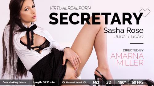 Sasha Rose - Secretary (UltraHD/2K)