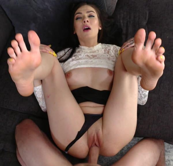 LoveHerFeet - Marley Brinx - If A Guy Tried To Suck My Toes Id Probably Let Him [2019 HD] (Shaved Pussy, Big Dick, Hardcore, All Sex)