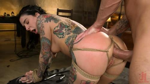 Stirling Cooper, Joanna Angel - Joanna Angel Punished with Rope Bondage and Rough Anal [SD, 540p] [BrutalSessions, Kink.com]