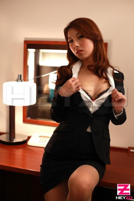 Heyzo.com - Mai Takizawa - Slender beauty's juicy orgasm [2019 FullHD] (Office Lady, All Sex, Handjob, Squirt, Creampie)