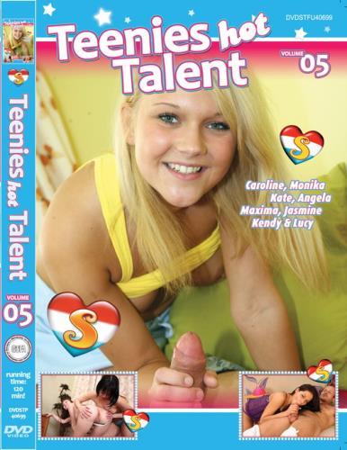 Teenies Hot Talent 5 (SD/1.63 GB)