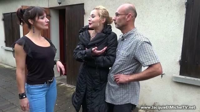 Morgane - Une incroyable partouze ! (SD 360p) - JacquieetMichelTV/Indecentes-Voisines - [2019]