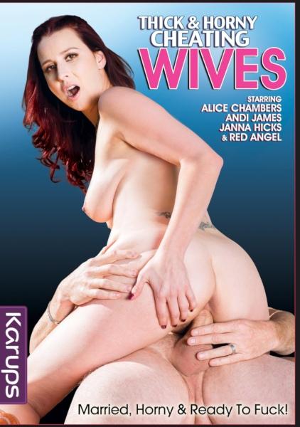 Толстые и похотливые жены изменяют / Thick And Horny Cheating Wives (2019/FullHD)