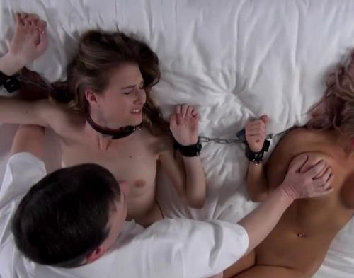 Anabelle Pync, Ashley Lane - Ashley and Anabelle Taken Down and Ravaged (613 MB)