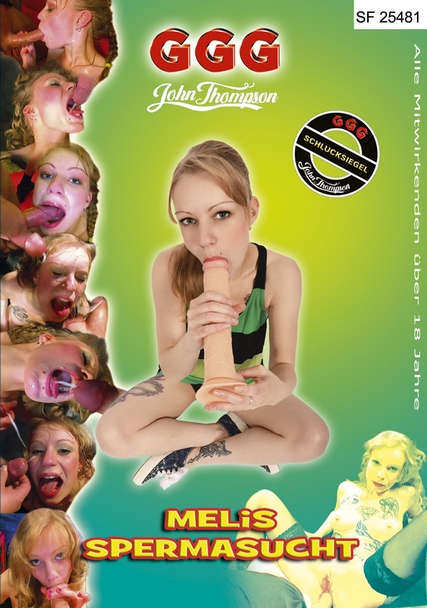 GGG - Meli - Melis Spermasucht [2019 SD] (Bukkake, Group Sex, Gang Bang, Facial, Cumshot, Hardcore, All Sex)