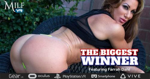 Farrah Dahl - The Biggest Winner (FullHD)