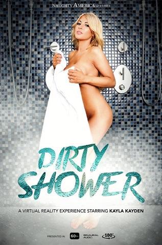 Kayla Kayden - Dirty Shower (3.05 GB)