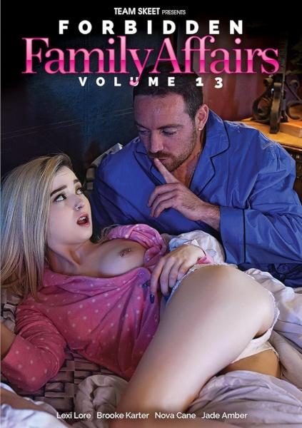 Запретные семейные романы 13 / Forbidden Family Affairs 13 (2019/FullHD)
