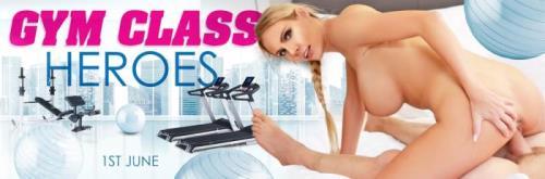 Florane Russell - Gym Class Heroes (22.08.2019/VRConk.com/3D/VR/UltraHD 4K/3240p)