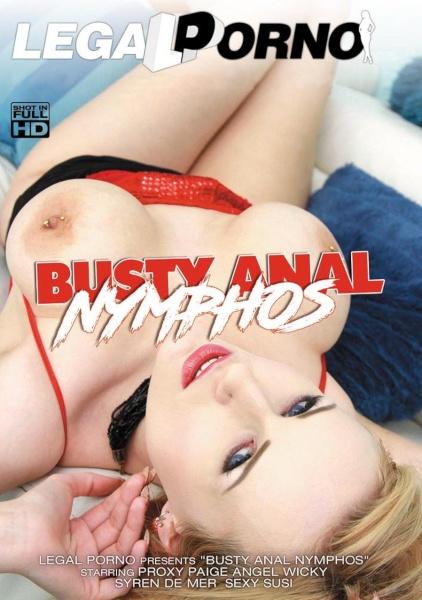Сисястые анальные нимфоманки / Busty Anal Nymphos (2019/FullHD)