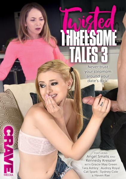 Истории о тройничках 3 / Twisted Threesome Tales 3 (2019/FullHD)
