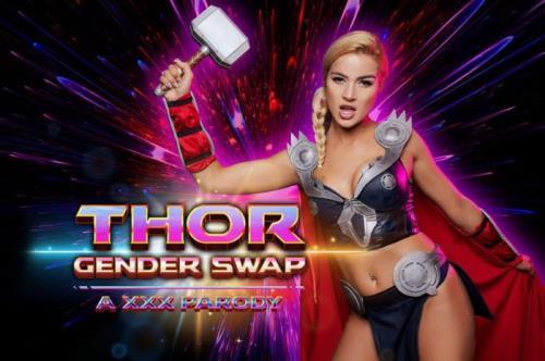 Cherry Kiss - Thor A Xxx Parody Gender Swap (22.08.2019/VRCosplayx.com/3D/VR/UltraHD 4K/2700p)