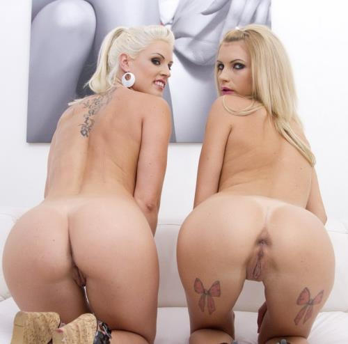 Blanche Bradburry, Karina Grand - Blanche Bradburry, Karina Grand DAP again together SZ633 (HD)