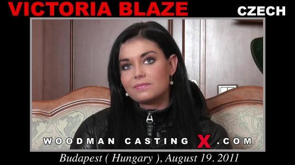Victoria Blaze (aka Viktoria Blaze) - Casting [SD 540p] 2019