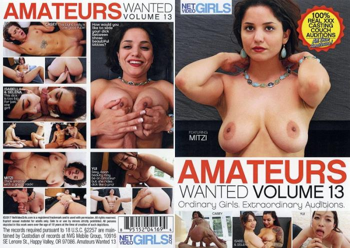 Amateurs Wanted 13 [2016] (HD 720p)