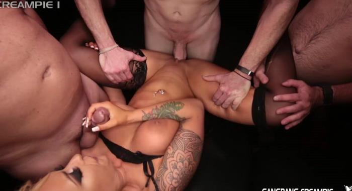 Brandi Bae - Gang Bang (2019) [FullHD/1080p/MP4/1.61 GB] by Utrodobroe
