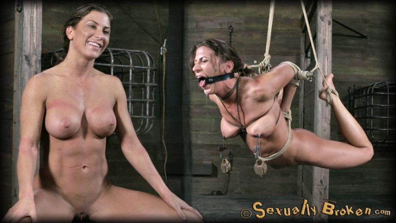 Ariel X - Hogtie from Hell (SexuallyBroken) HD 720p