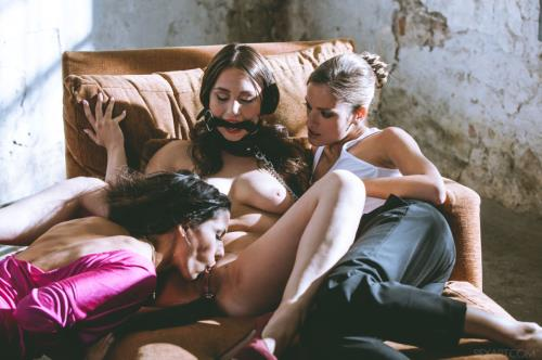 Alexa Tomas, Silvie Luca, Taylor Sands - Outlines Episode 10 - Animal Instict (FullHD)