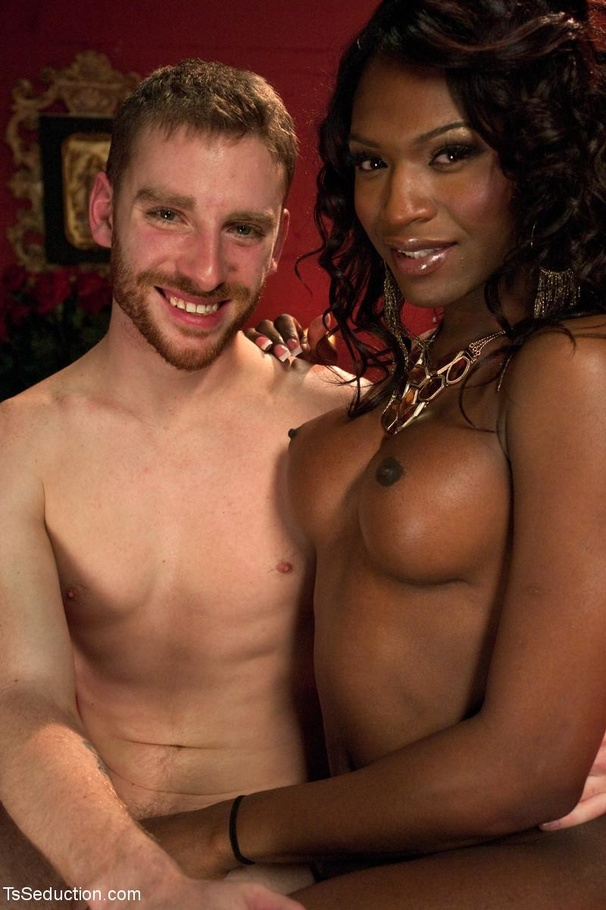 Sebastian Keys, Chanel Couture - Transsexual Seductress Chanel Couture, her MASSIVE COCK and Her Slave (HD 720p) - TsSeduction/Kink - [2019]