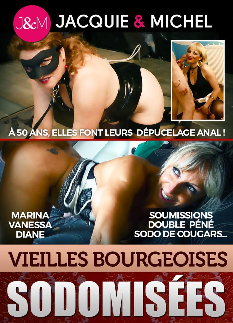 Vieilles bourgeoises sodomisees (2016 / HD 720p)