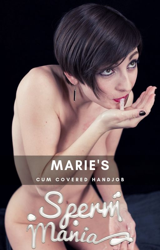 Marie - Sperm Fetish [Spermmania] (FullHD|MP4|471 MB|2019)
