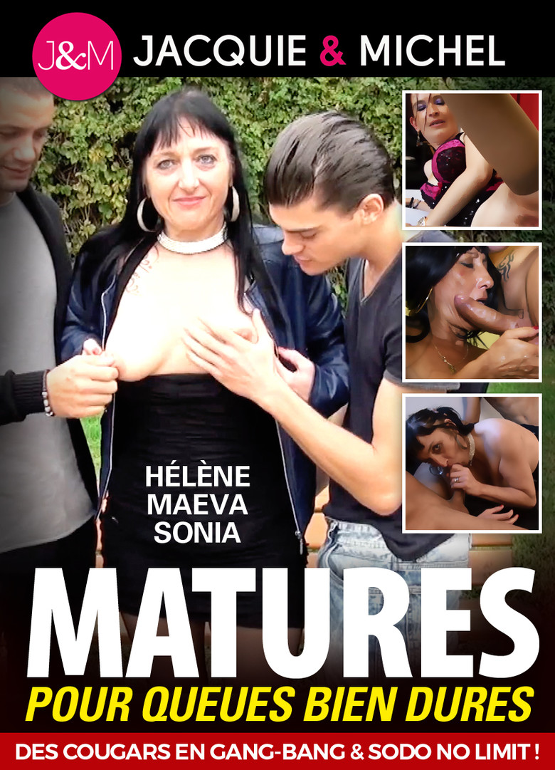 Matures Pour Queues Bien Dures (2016 / HD 720p)