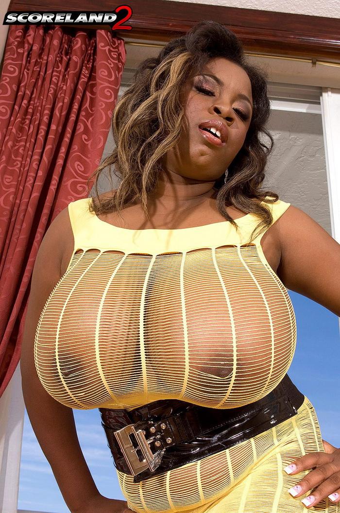 Mianna Thomas - Big Black Tits (HD 720p) - SCORE - [2019]