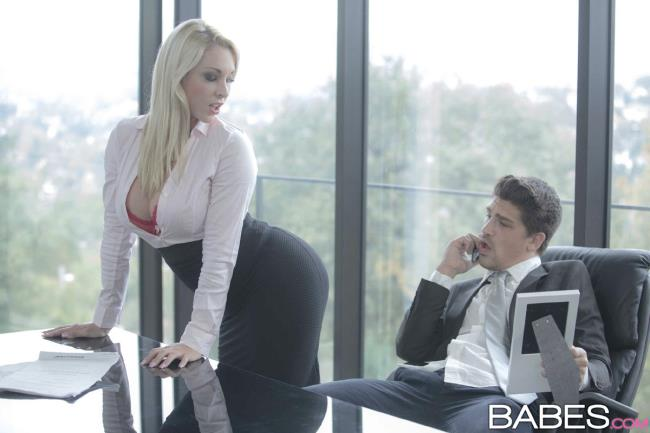 Victoria Summer - Don't tell my wife: 1.54 GB: FullHD 1080p - [OfficeObsession.com/Babes.com]
