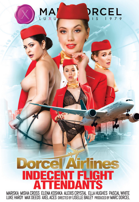 Indecent Flight Attendants [HD 720p]