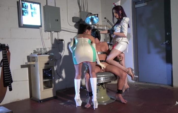 Various Actris - The Slave on the Dentist Chair (HD 720p) - Clips4Sale - [2019]