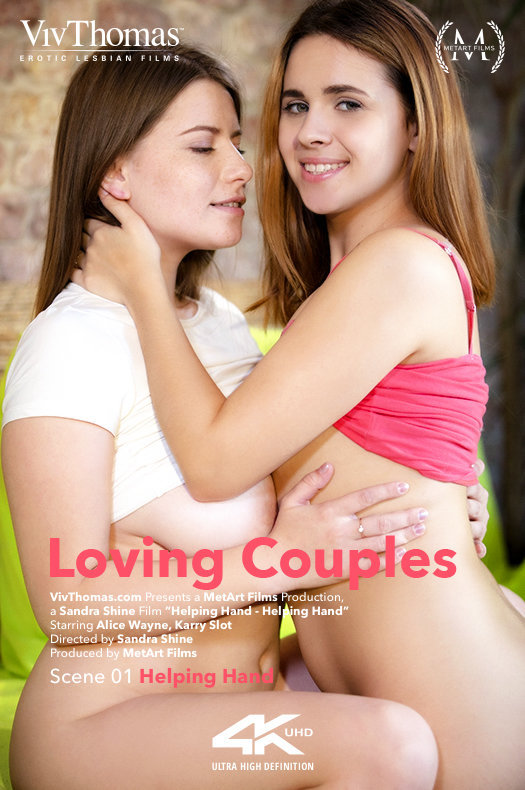 Wayne, Karry Slot - Loving Couples Episode 1  Helping Hand [VivThomas] 2019
