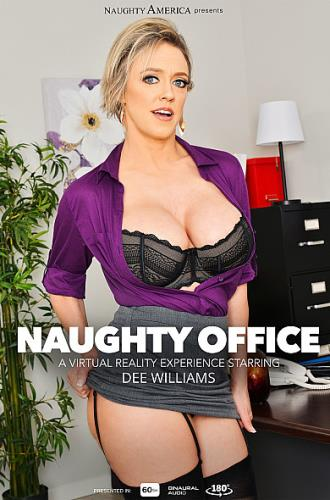 Dee Williams, Bambino - Naughty Office (09.10.2019/NaughtyAmericaVR.com/3D/VR/UltraHD 2K/1440p)