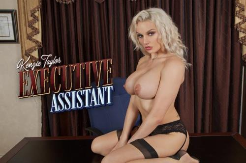 Kenzie Taylor - Sexecutive Assistant (08.10.2019/BaDoinkVR.com/3D/VR/UltraHD 2K/1920p)