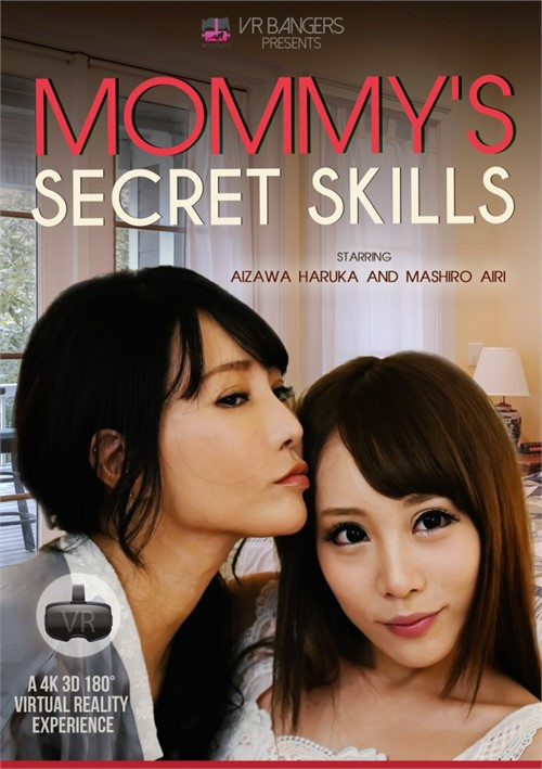 VRbangers: Aizawa Haruka, Mashiro Airi Mommys secret skills [HD 960p]